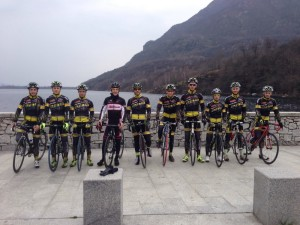 TEAM PRD - STAGE VERBANIA MAR 2015